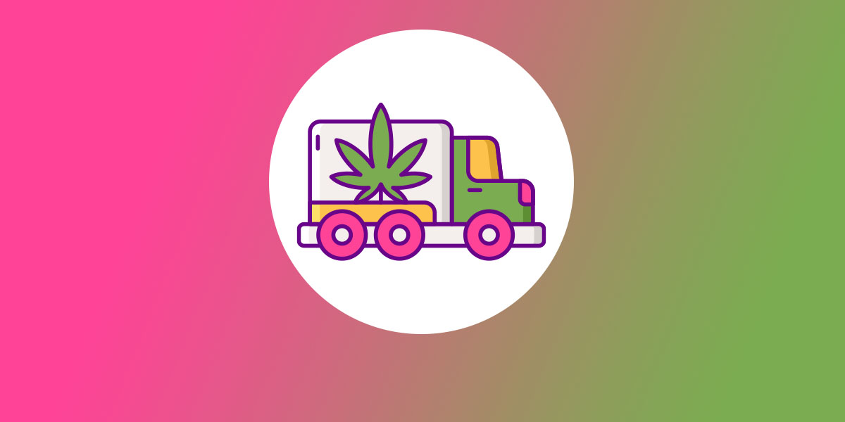 On-Demand Medical Cannabis Delivery App
