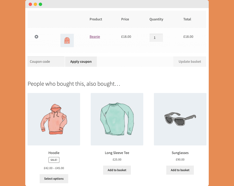 WooCommerce online stores has a machine learning