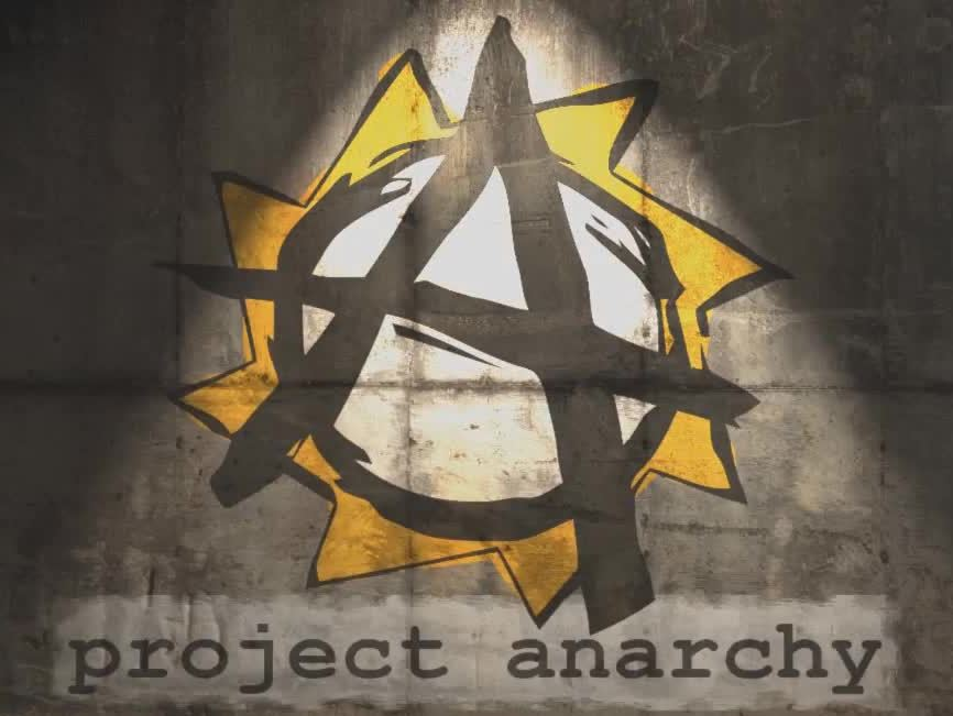 Project Anarchy - game developing tool for mobiles