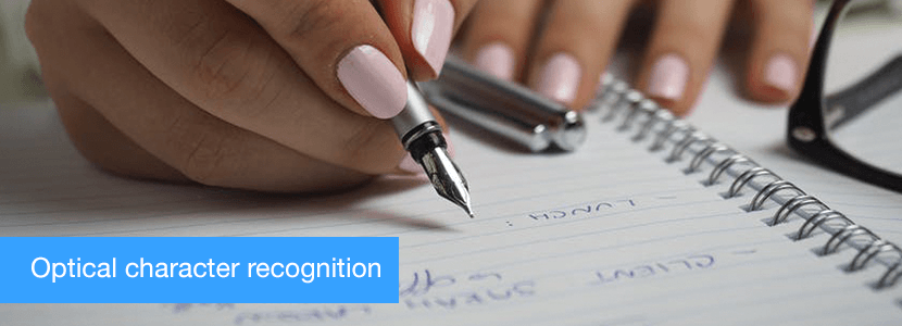 Document Classification and Signature Verification - Optical Character Recognition