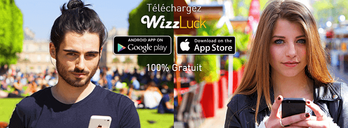 Dating app development - WizzLuck