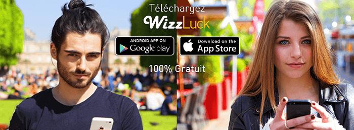 Dating app development - WizzLuck
