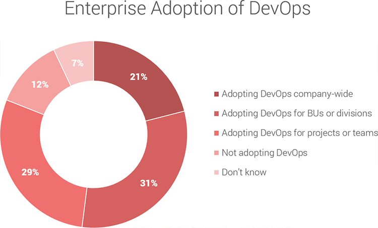Enterprise Adoption of DevOps