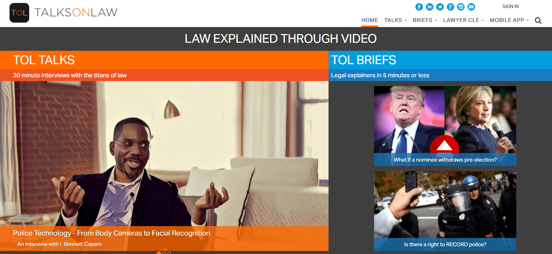 proffecional network for lawers