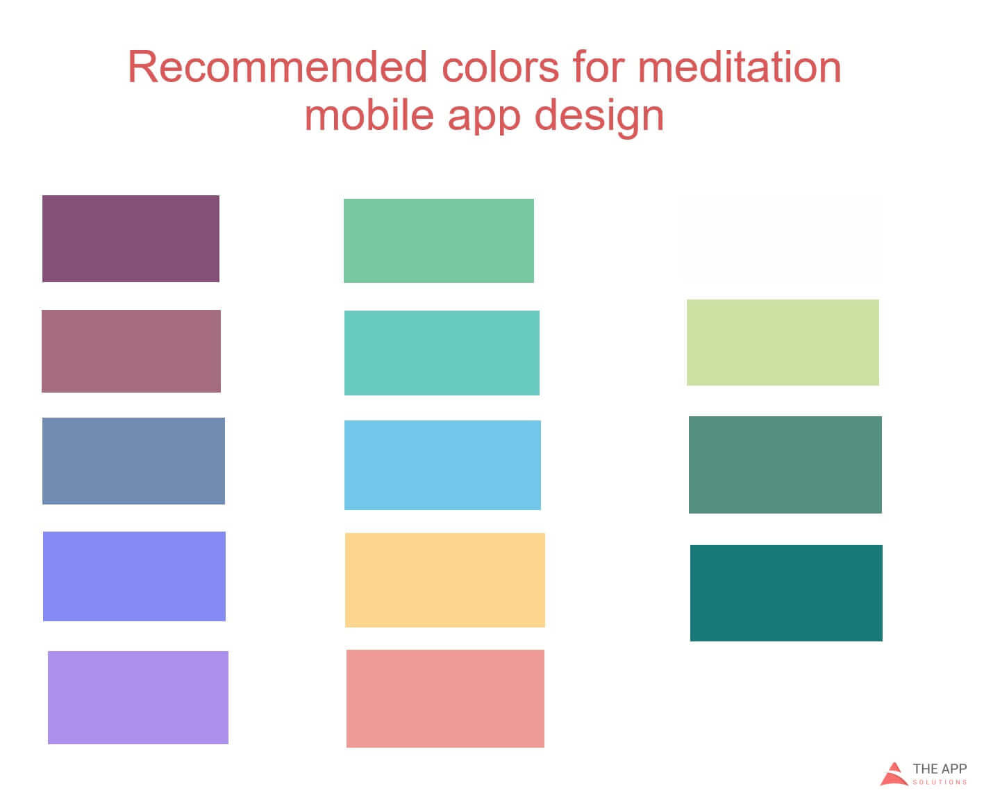 how to develop an app for meditation