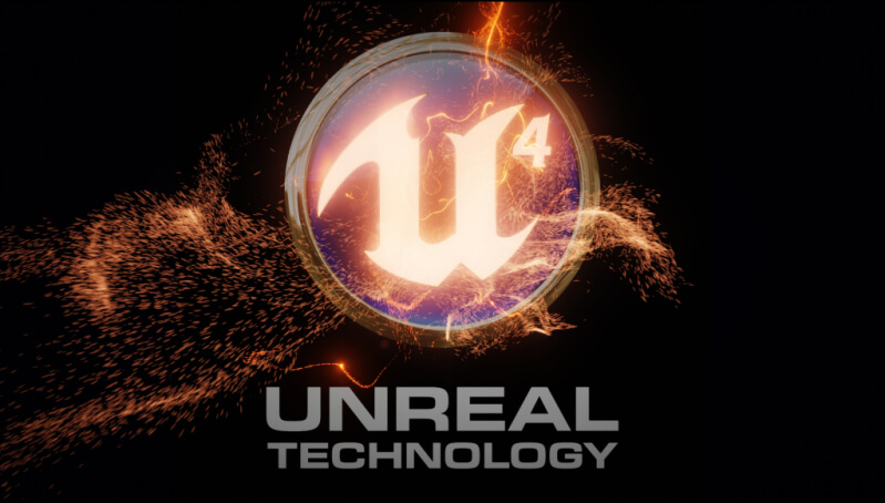 unreal engine 4 for mobile game development