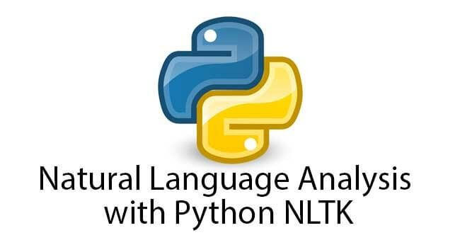 natural language processing tools examples NLTK NLP Tool