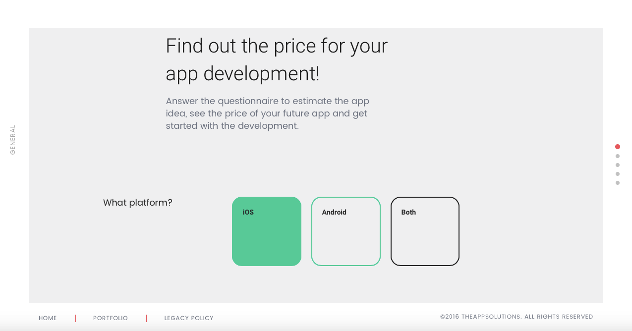 Calculate app development cost for saving your money