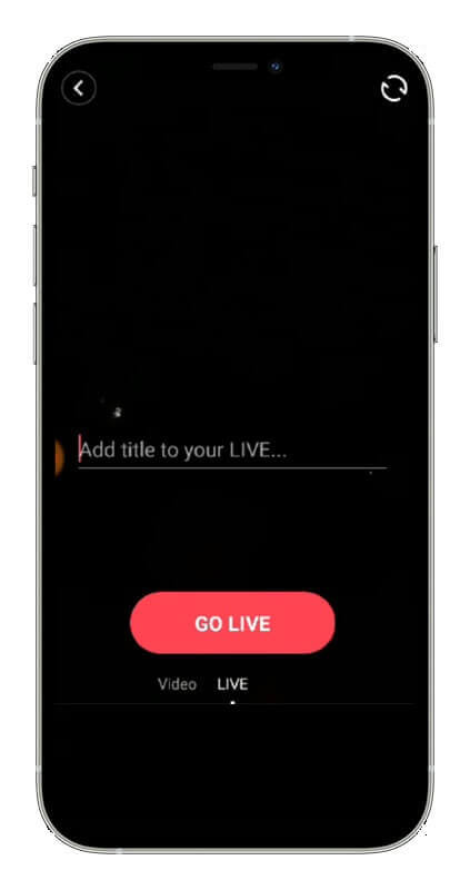 tiktok live brodcasts