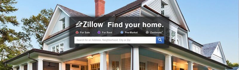 create real estate website like Zillow